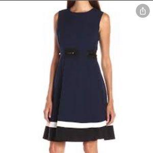 Calvin Klein dress size 12*** missing belt